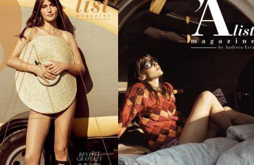 A'list Magazine - Colaj